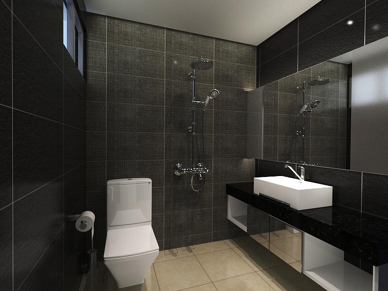 Hdb Master Bedroom Toilet Design  my bto journey  part 1