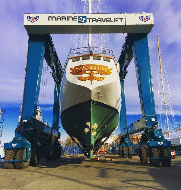 Shipyard Rigger Job - Year of Clean Water