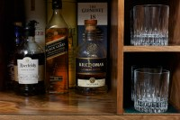 whisky cabinet - petrel handcrafted furniture