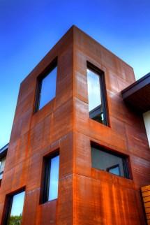 Industrial Modern Architecture Exterior