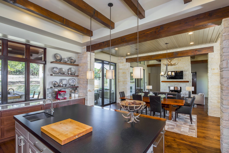 Hill Country Farmhouse Vanguard Studio Architect