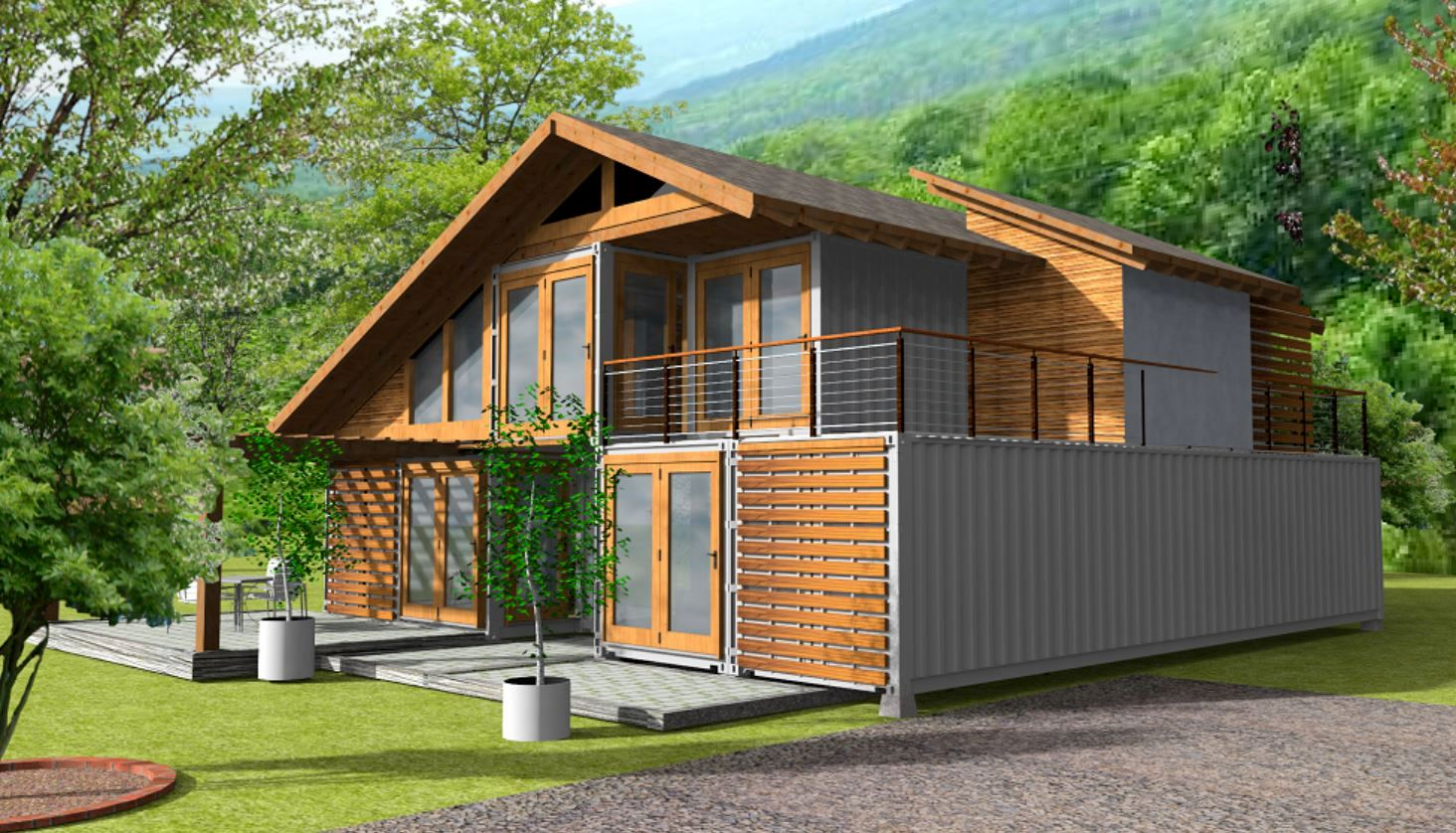Shipping Container Home Designs 3 Bedrooms