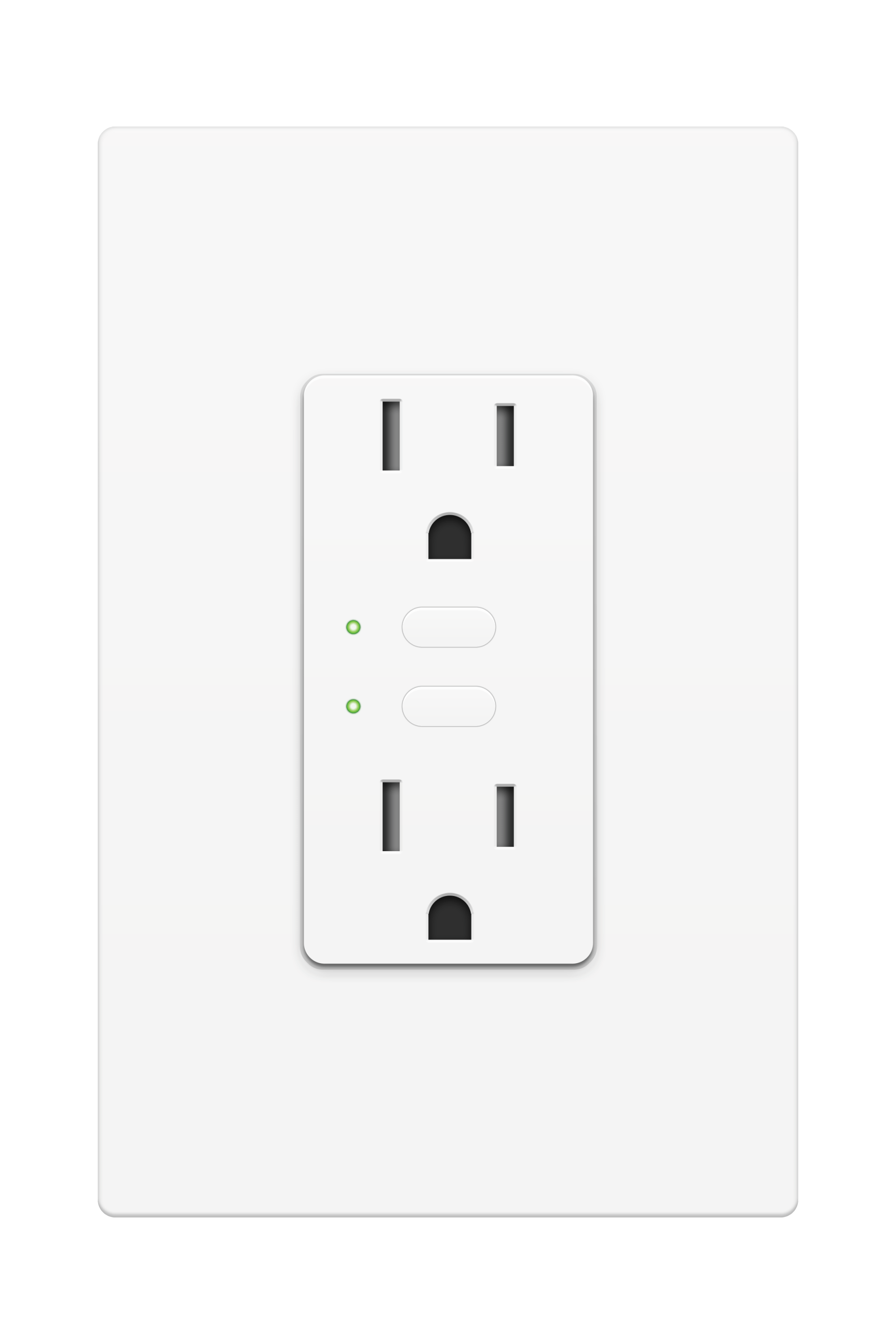 hight resolution of on off outlet front png