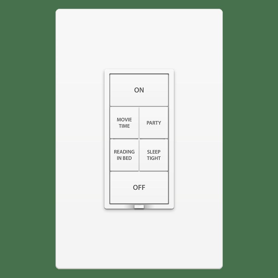 insteon 4 way light switch