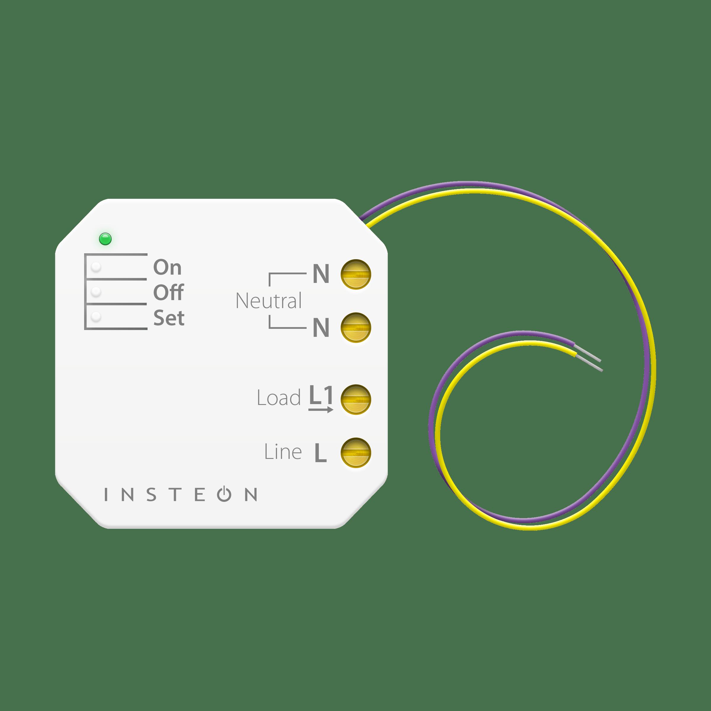 insteon micro dimmer [ 1000 x 1000 Pixel ]