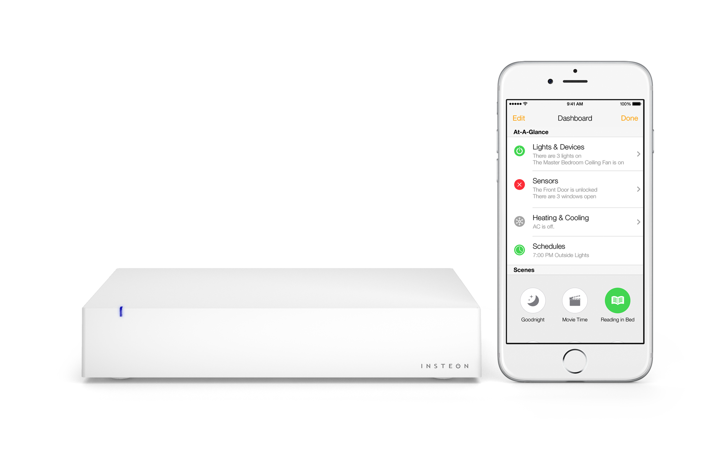 HomeKit-enabled Insteon Hub — Insteon