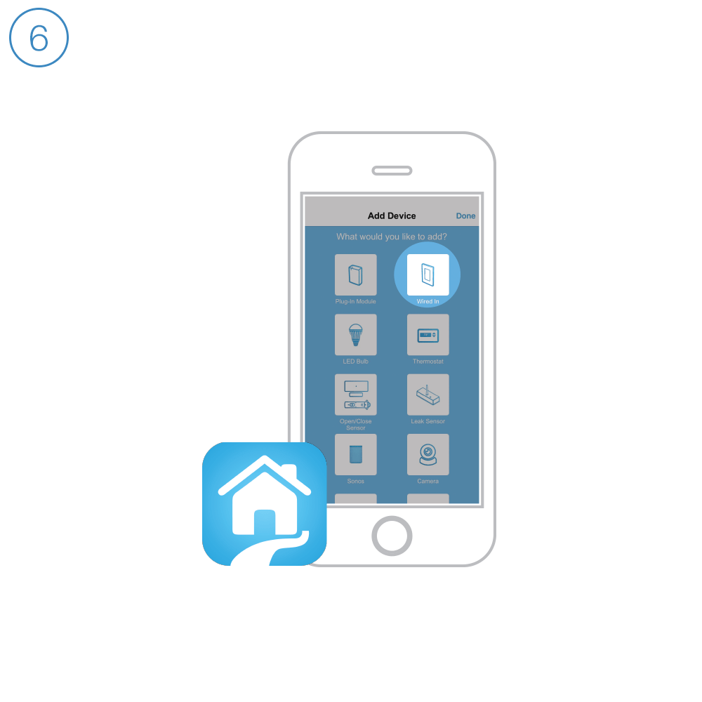 hight resolution of follow the on screen instructions in the insteon app to add dimmer switch