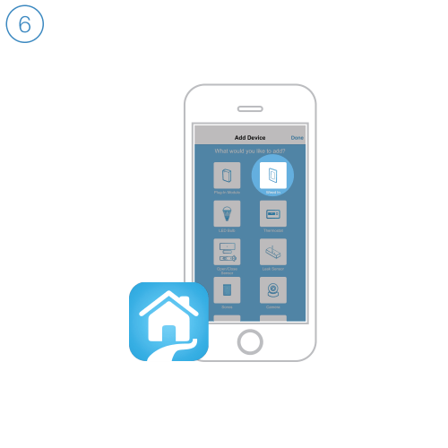 small resolution of follow the on screen instructions in the insteon app to add dimmer switch