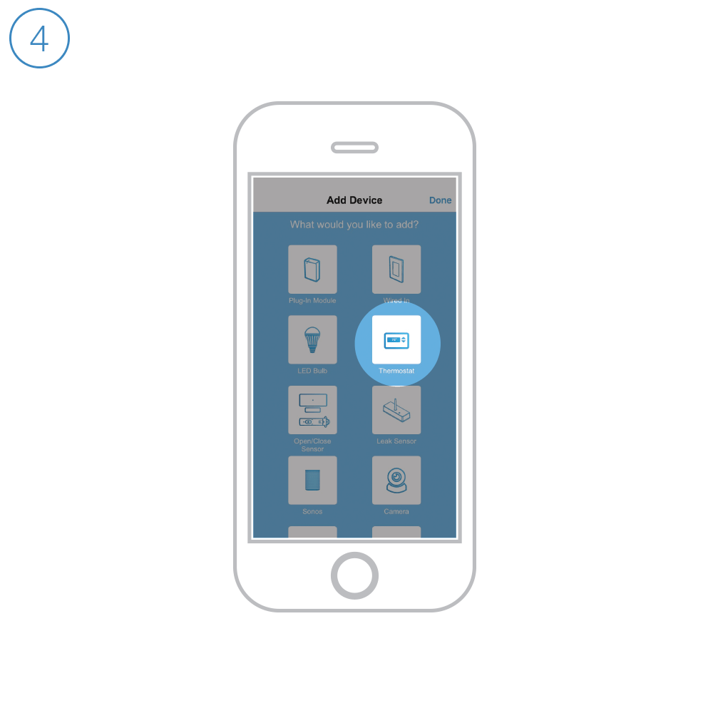 medium resolution of follow the on screen instructions in the insteon app to add insteon thermostat for heat pumps