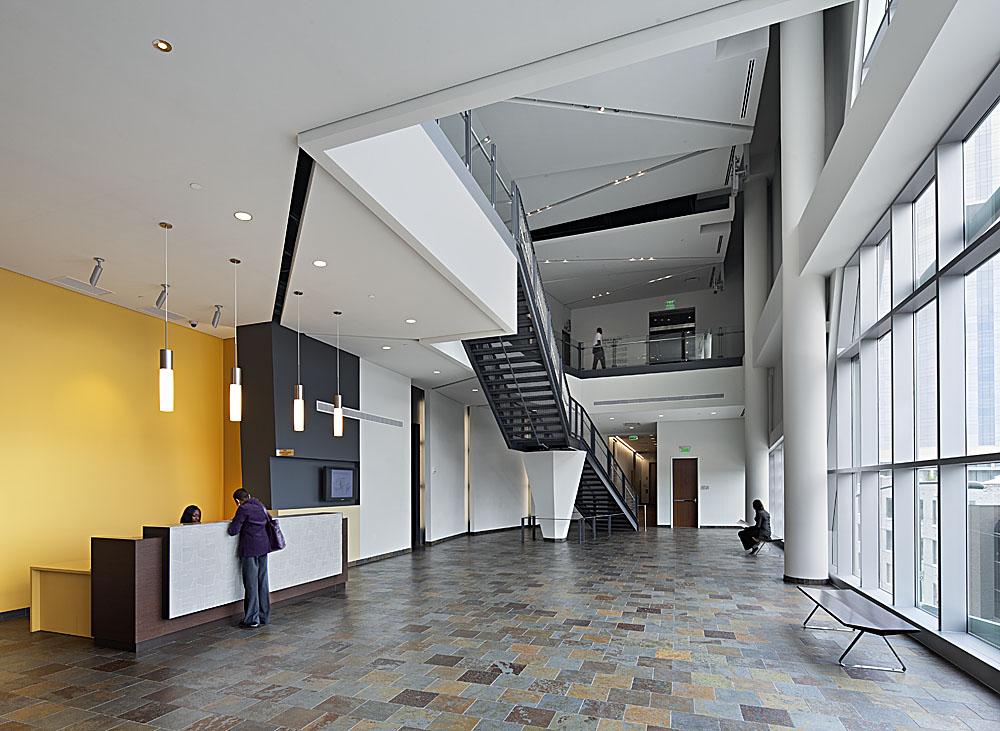 Gantt Cultural Center  Interior Experience Design