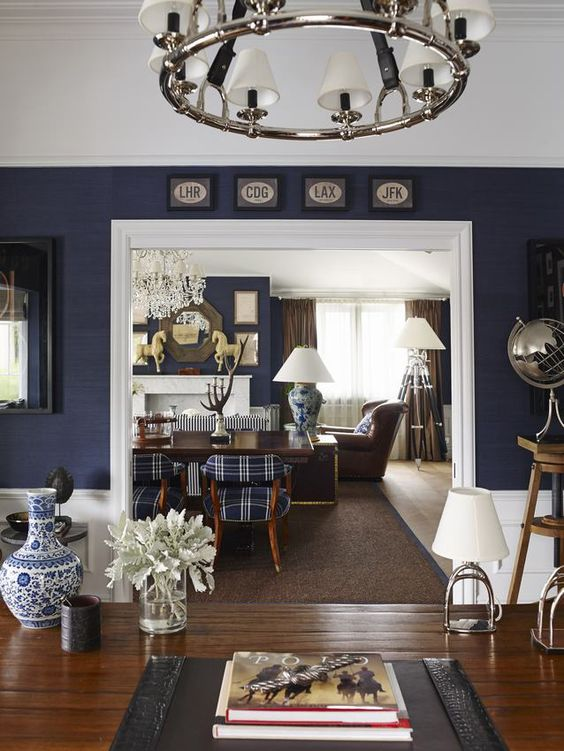 Home Decor Inspiration Elements Of A New England Home — The