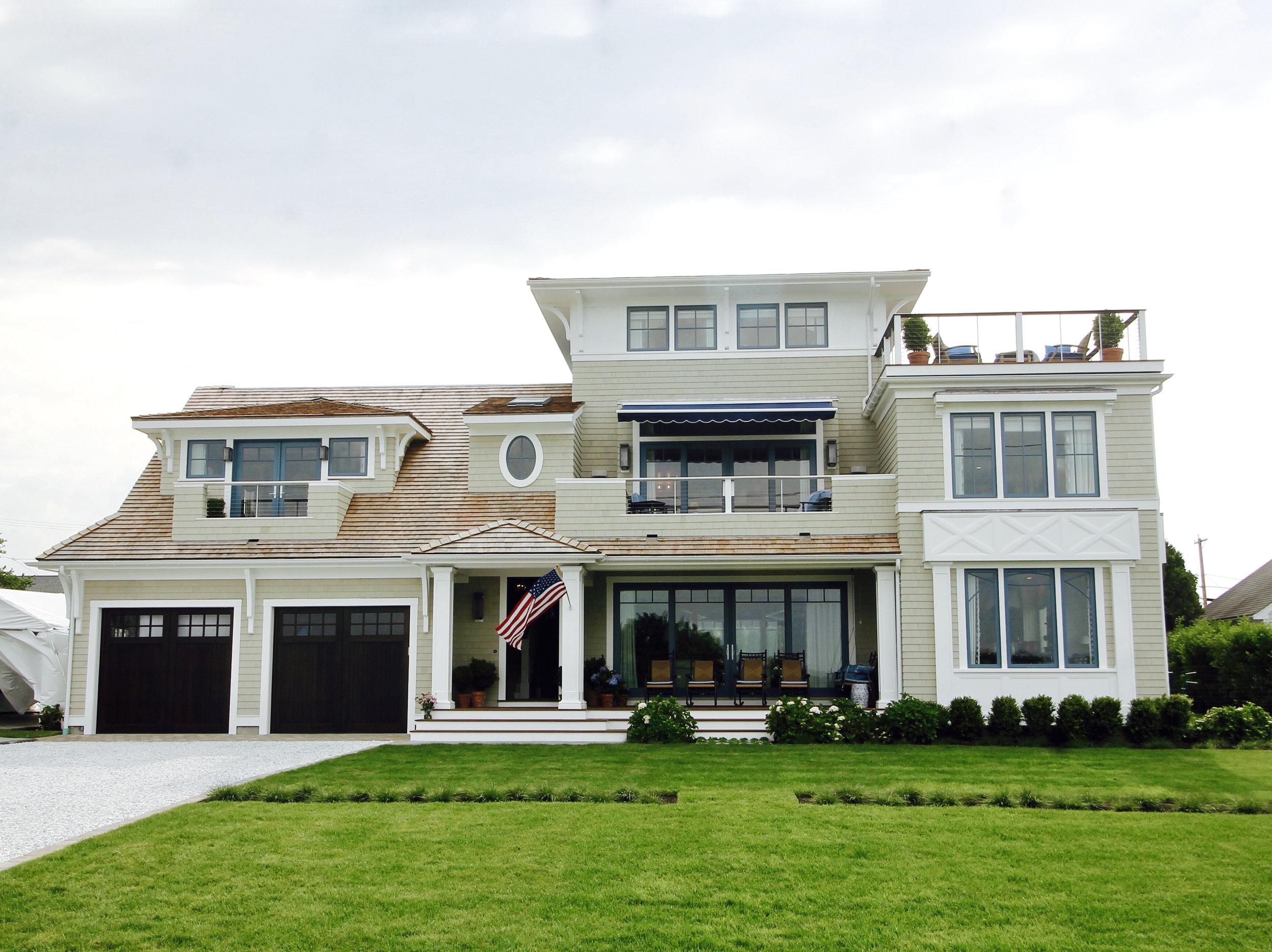 Inside Coastal Living Magazine's 2017 Idea House In Newport Rhode
