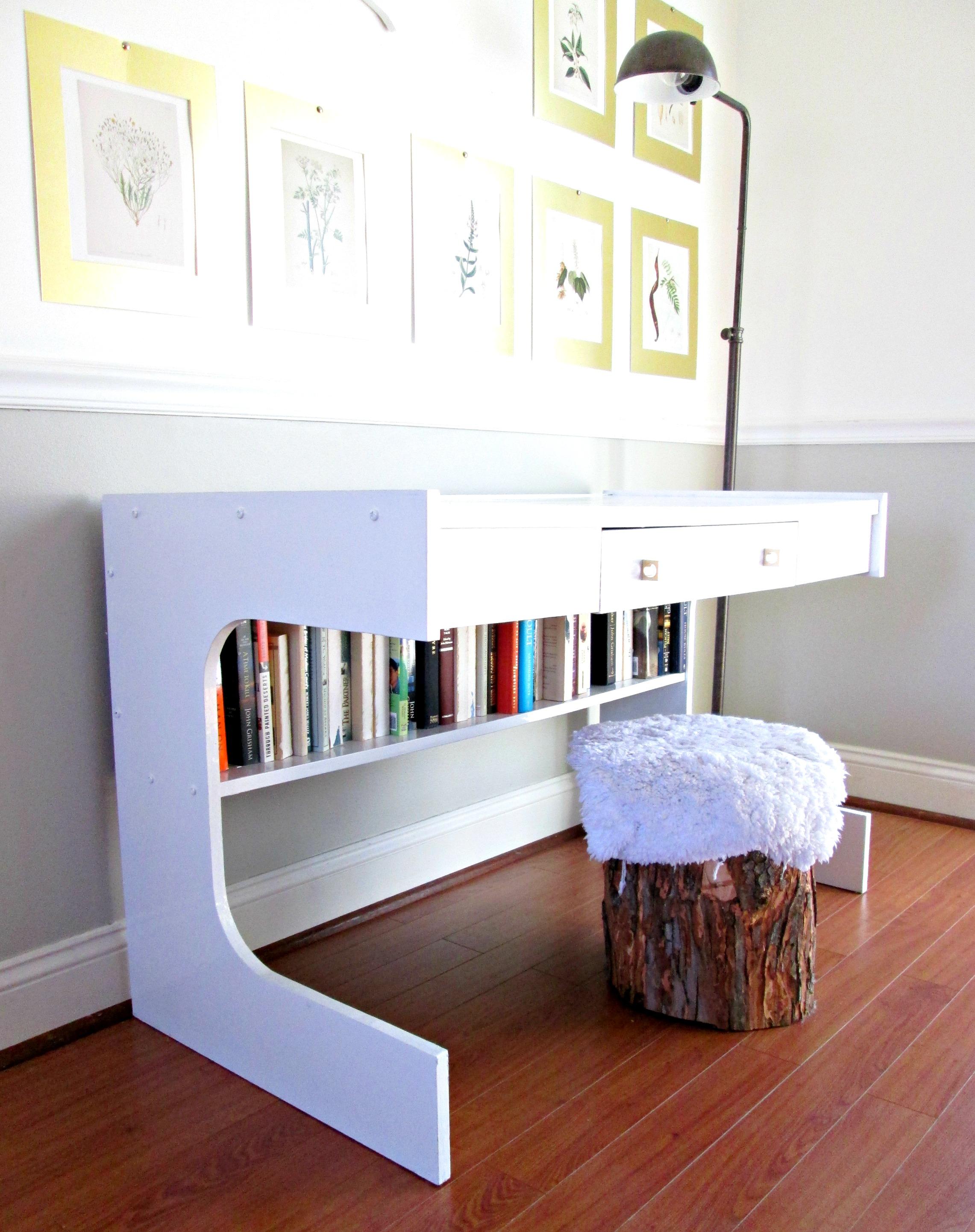 glossy white paint blog