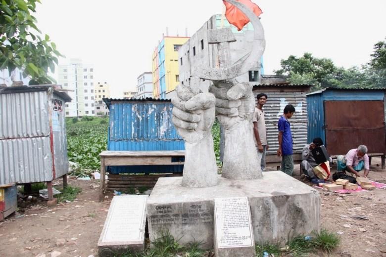 Rana Plaza Monument in Dhaka, Bangladesh Hannah Theisen Life Style Justice