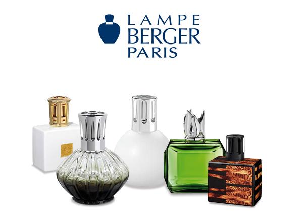Lampe Berger Paris  poppy + chalk
