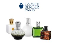 Lampe Berger Paris  poppy + chalk