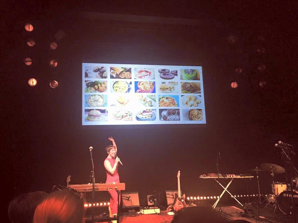 The Rise of Veganism talk in Bergen