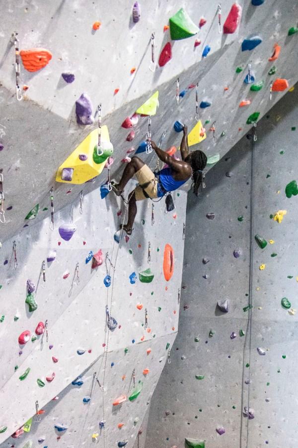 Rock Climb Fairfield Home Indoor Climbing Ct