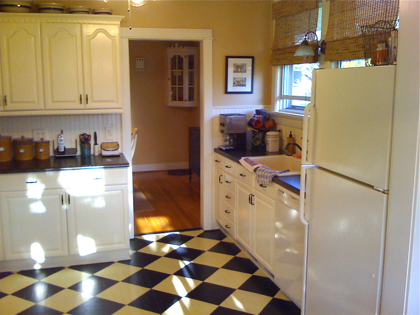 kitchen design dayton ohio furniture for small our diy remodel - the brauns wedding ...