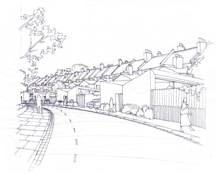 Peabody Housing, Victoria Park, London — Fletcher Crane