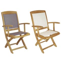 Teak Folding Chairs Canada Small Office Newport Armchair Muskoka