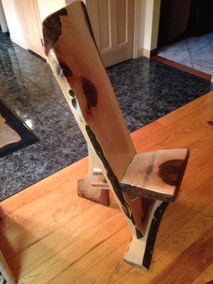rocking chair fine woodworking lightweight transport chairs tables paul r sanderson photo 1 jpg