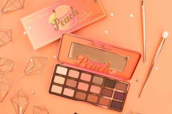 sweet peach palette # 82