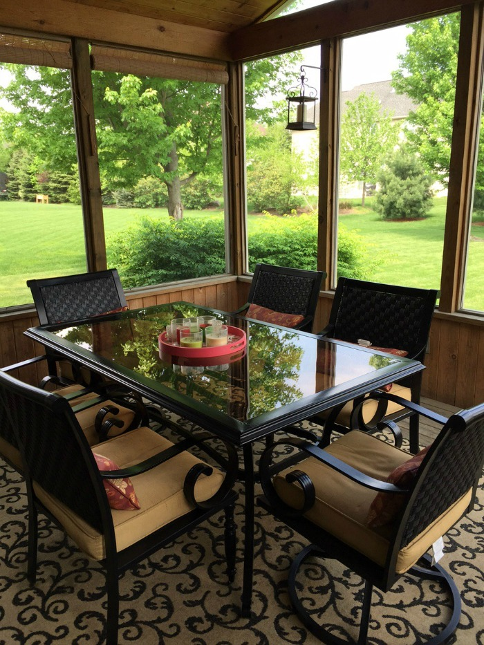 Screened Porch Decorating Ideas  Home  Plate  Easy Seasonal Recipes