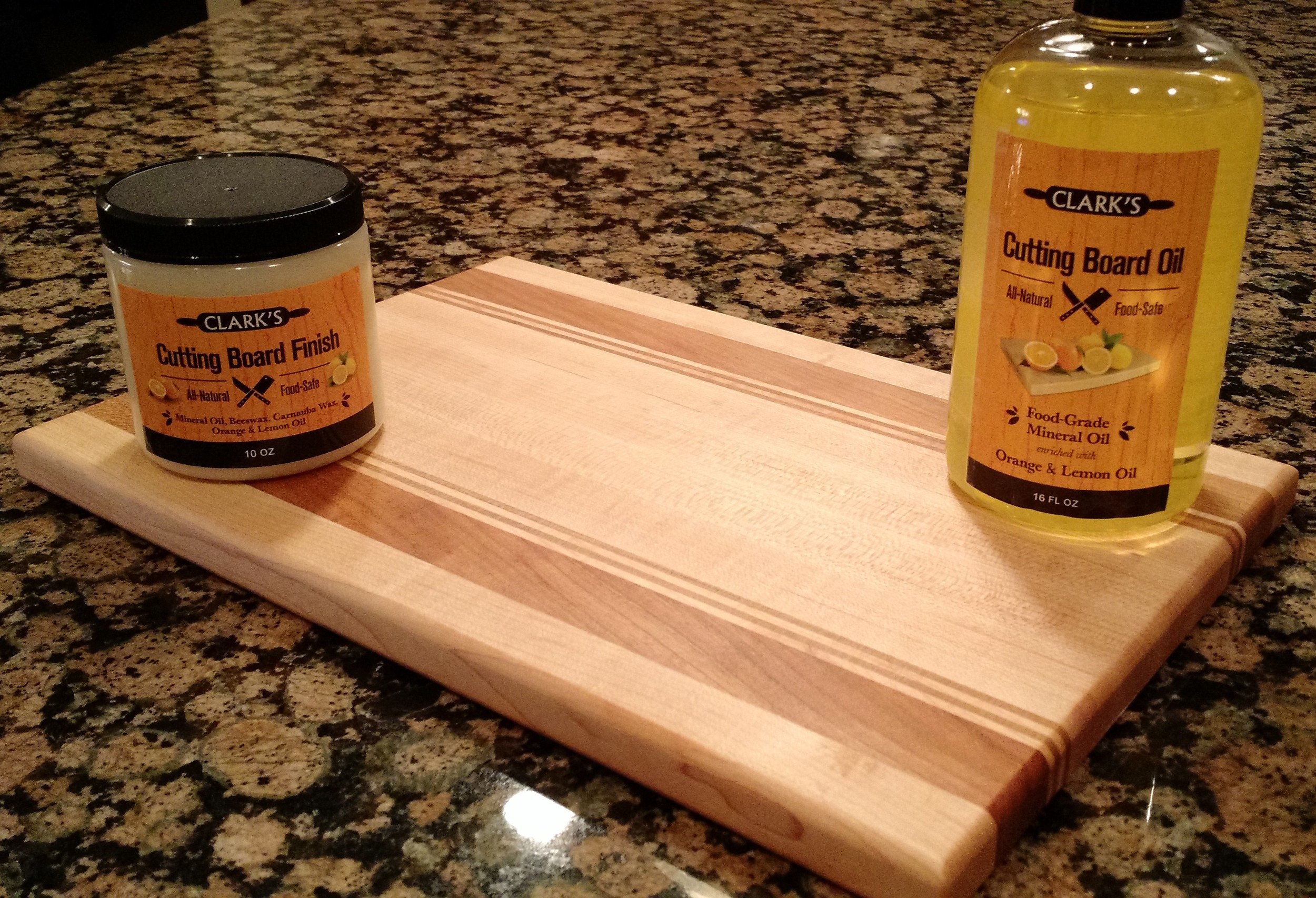 Beeswax For Cutting Boards