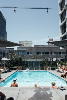 Perfect Weekend Line Hotel Los Angeles Local
