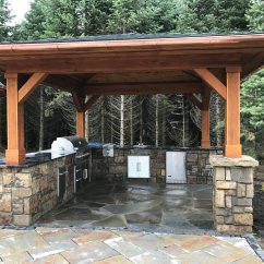 Outdoor Kitchens Refinish Kitchen Sink Syracuse Lightscapes Inc