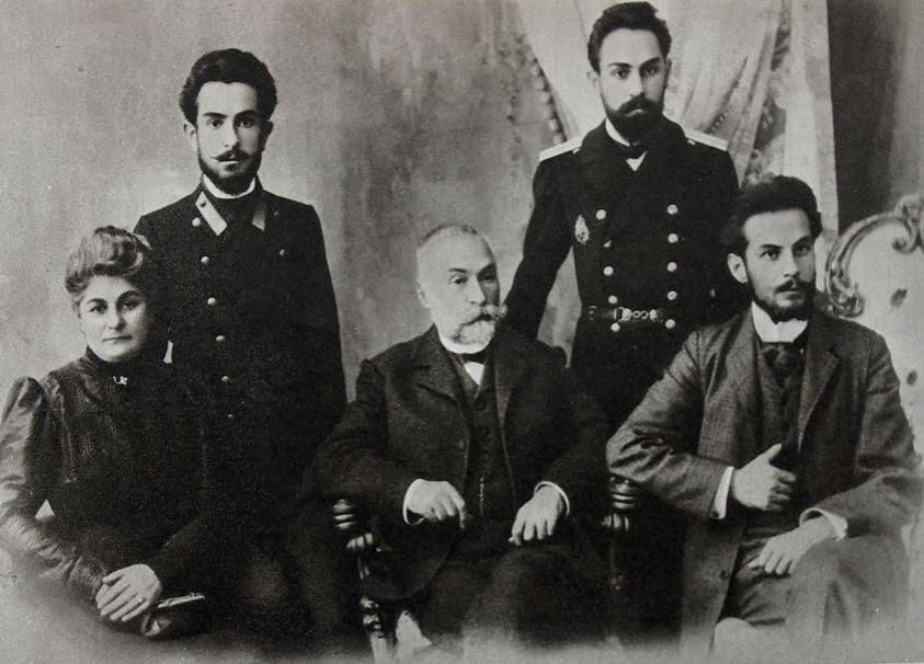 Код Орбели» — Иосиф и его братья — Армянский музей Москвы и ...