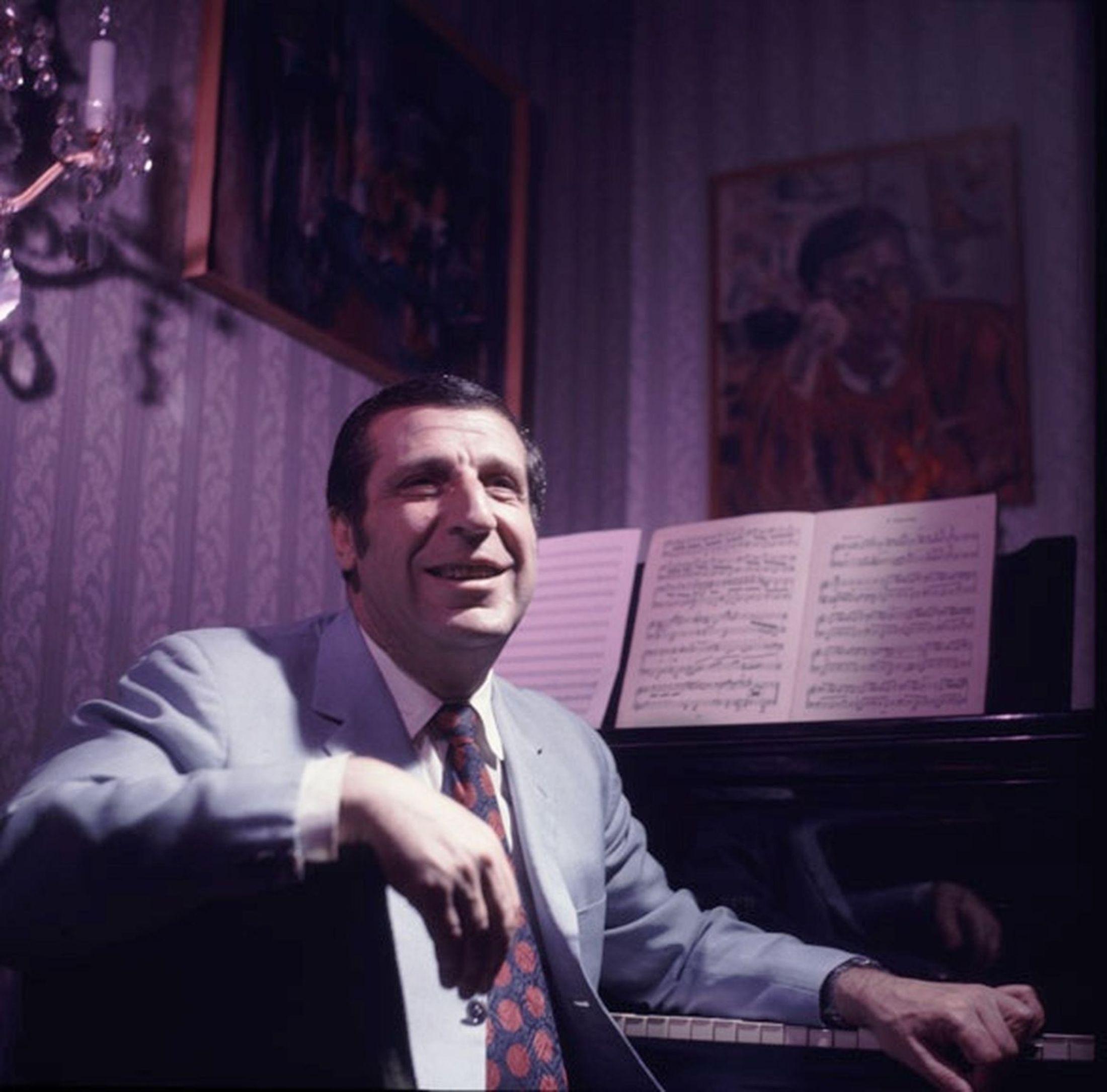 Арно Бабаджанян — композитор света и радости — Армянский музей ...