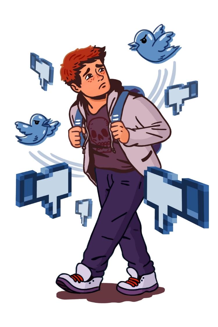 cyberbullying [ 750 x 1122 Pixel ]