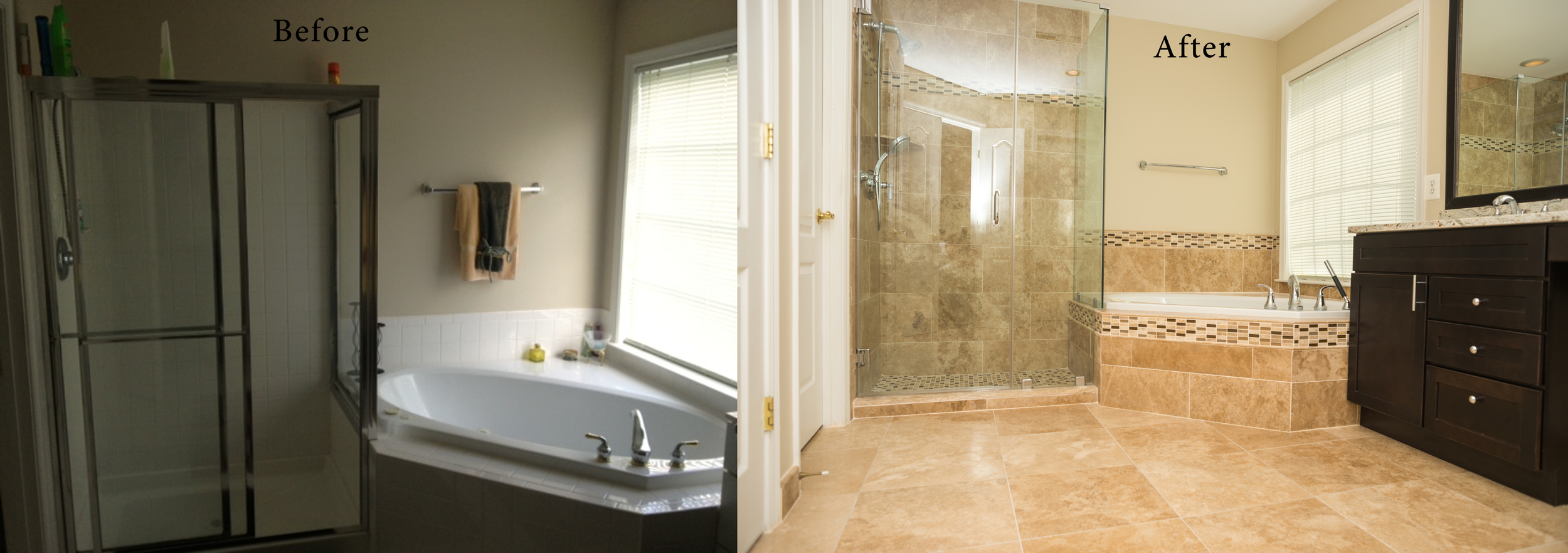 Before and after remodeling gallery  Euro Design Remodel  remodeler with 20 years of experience
