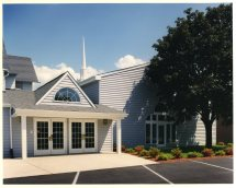 Smaller Churches Architecture Master Planning