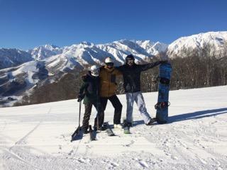 Ski & Snowboard instruction in the Hakuba valley