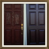 New Refinish Fiberglass Entry Door | Camalli.net