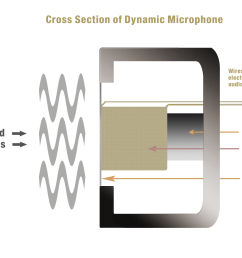 pyramind microphones 101 dynamic voice coil [ 1000 x 802 Pixel ]