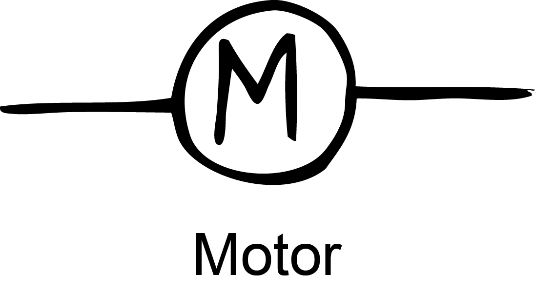 Related Keywords & Suggestions for motor schematic symbol