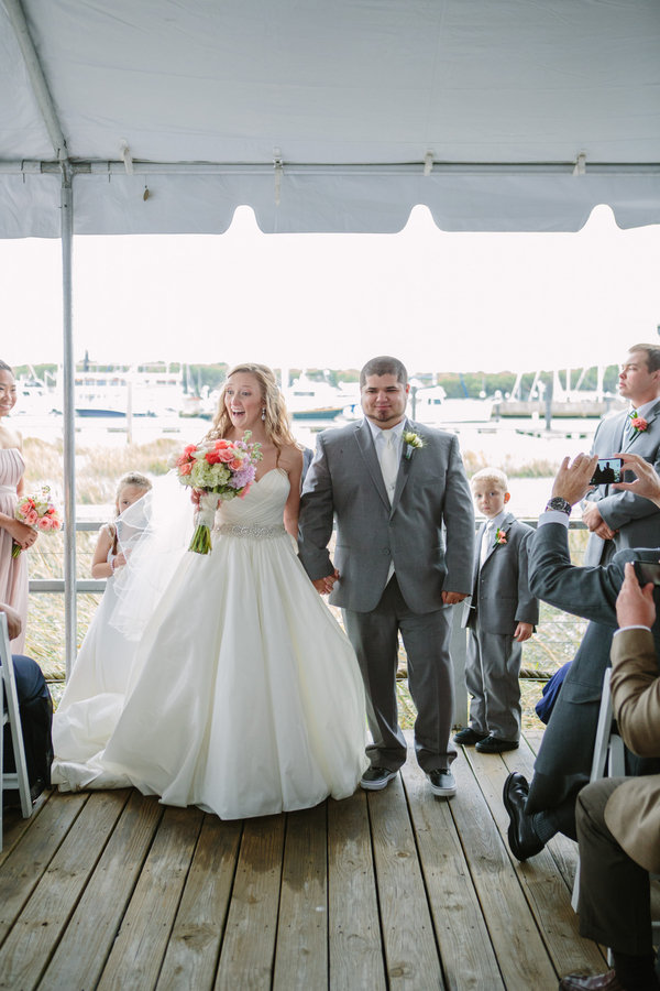 Charleston Yacht Club Wedding By Stacy Howell Photography
