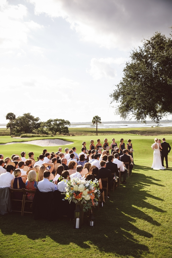Kiawah Island Wedding At The River Course A Lowcountry
