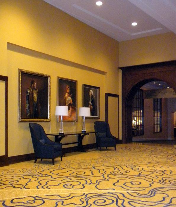 Hardwood Suite Amway Center
