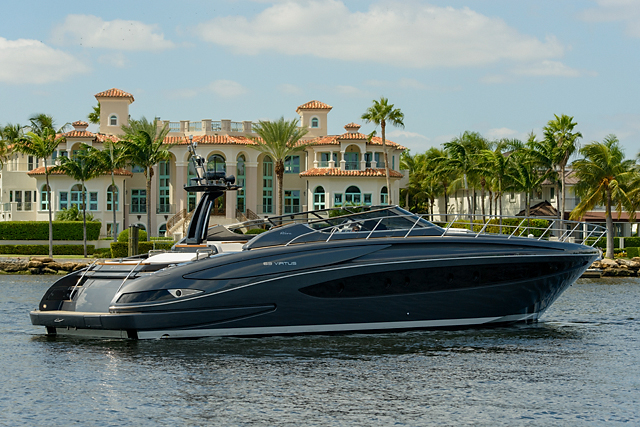 RIVA YACHT 63 VIRTUS FOR SALE LOCATED IN SOUTH FLORIDA