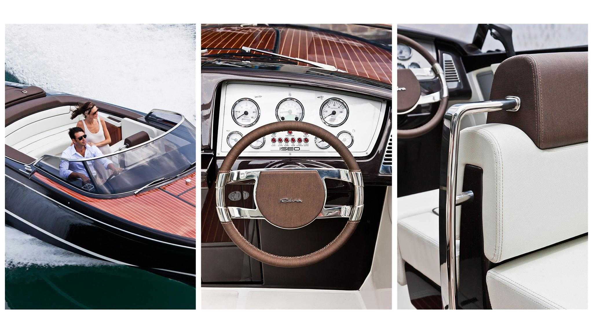 RIVA 27 ISEO Chris Coughlin Yacht Sales Executive