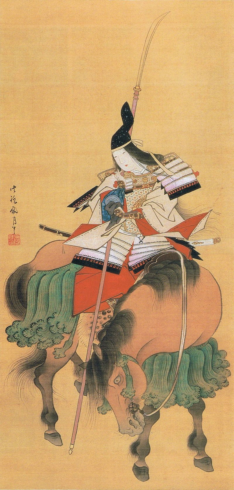 Image Attribute: By 蔀関月筆 - 東京国立博物館所蔵, Public Domain,  https://commons.wikimedia.org/w/index.php?curid=8277328