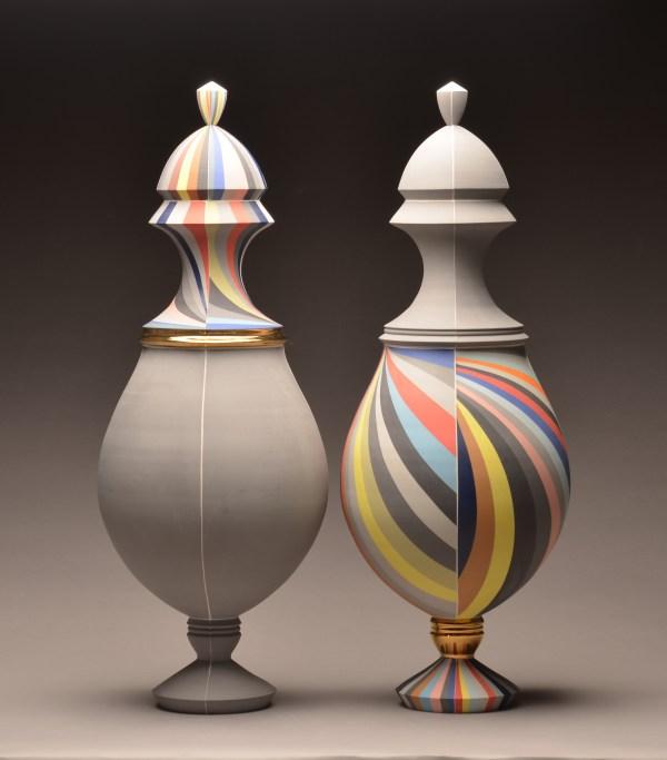 Contemporary Ceramic Art Pottery