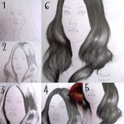 drawing easy realistic portraits