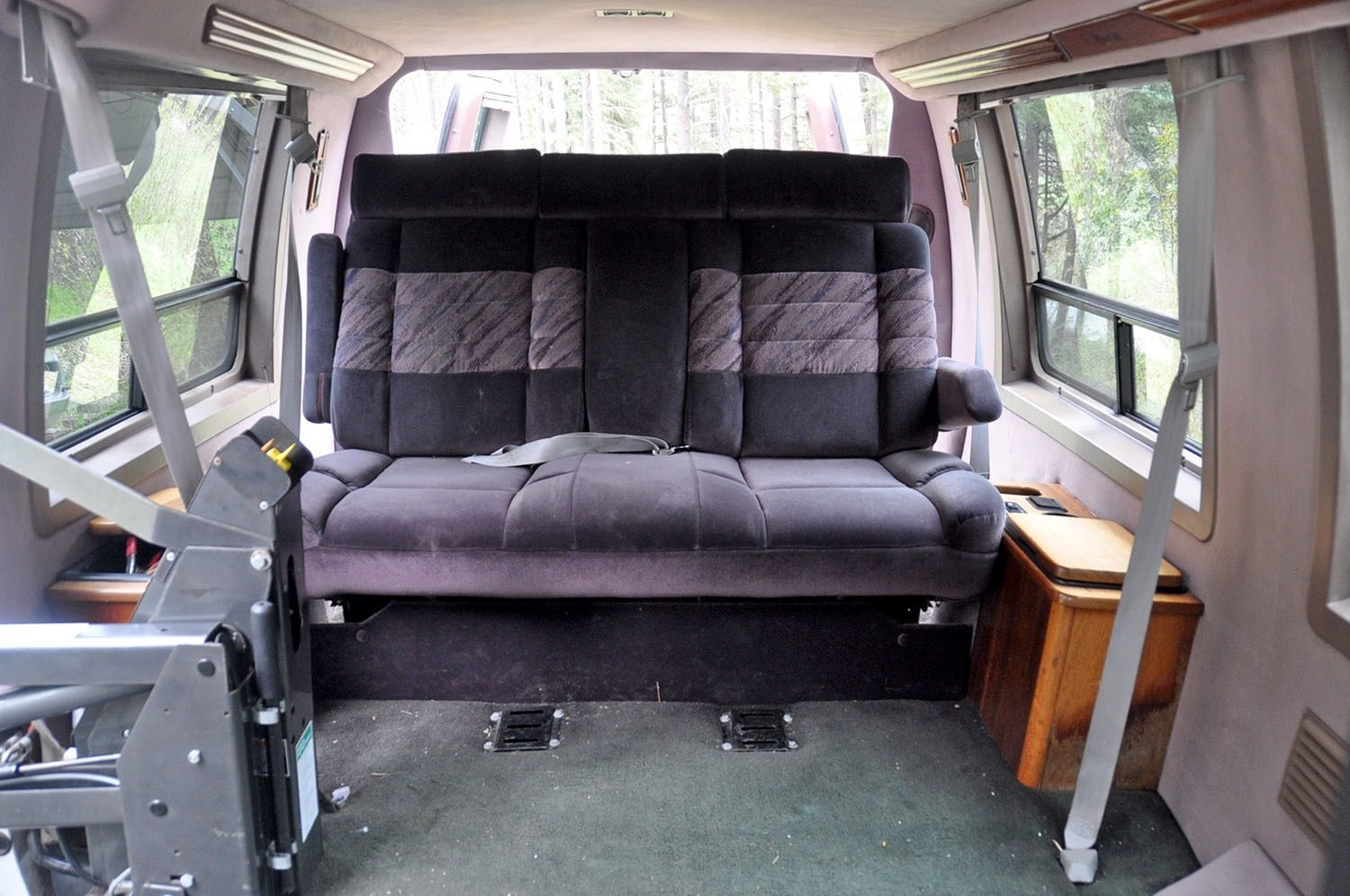 DIY Campervan Conversion on a Tiny Budget in Less Than 1