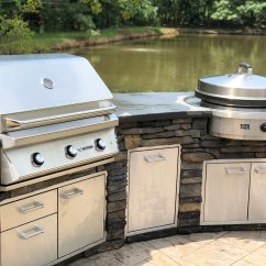 Grill For Outdoor Kitchen How Much Is A New Kitchens Charlotte Company Every Project Starts With Complimentary Onsite Consultation And 3d Sketch Of Our Islands Are Constructed High Grade Aluminum